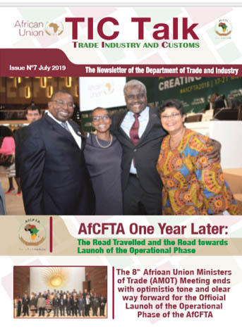 SOAC - TIC Talk : Trade Industry and Customs - N°7 July 2019
